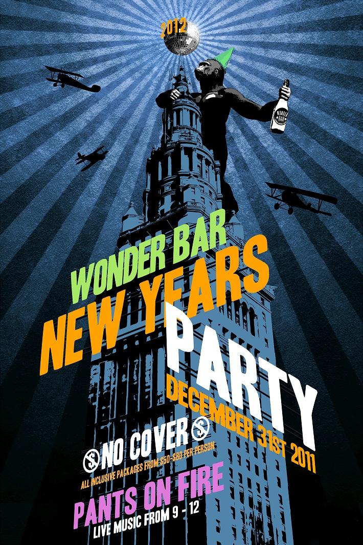 Park Tavern New Years Eve