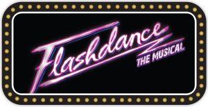 Flashdance The Musical Marquee Logo