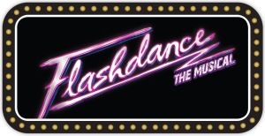 Flashdance The Musical Marquee Logo