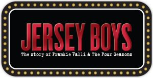 Jersey Boys Marquee Logo
