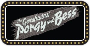 Porgy & Bess Marquee Logo