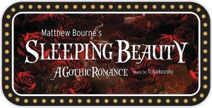 Sleeping Beauty Marquee Logo