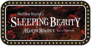 Sleeping Beauty Marquee Logo