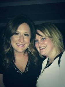 My #TBFF (Twitter BFF) Jen Toohey. She's the best!