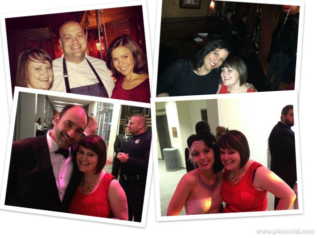 Some of my favorites: Chef Rocco, Chef Anna, Fabio and Nicole