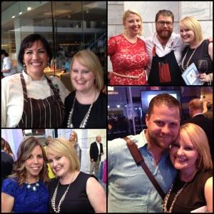 A few favorites: Chef Anna, Amelia and Chef Sawyer, Stephanie and Chef Hodge